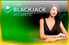 Live Blackjack Atlantic