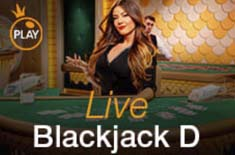 Live Blackjack D