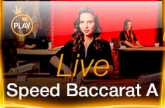 Live Speed Baccarat A