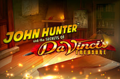 John Hunter da vinces Treasure